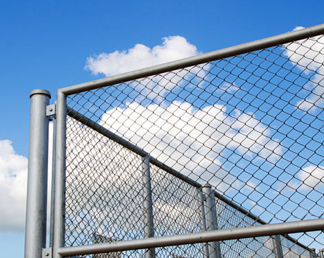 Chain Link Fence New York